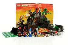 Lego Castle Dragon Knights Set 6076 Dark Dragon's Den 100% complete +instr. 1993