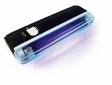 Lampe UV pour détecter les fluorescences sur timbres.