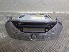 2012 SUZUKI ALTO 5DR RADIO CD MP3 PLAYER 39101M68K00
