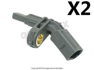 PORSCHE CAYENNE (2003-2008) ABS Sensor FRONT AND REAR LEFT ATE OEM + WARRANTY