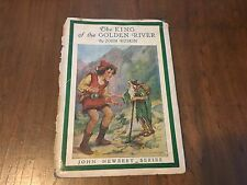 The King of the Golden River by John Ruskin - 1926 - HC/DJ