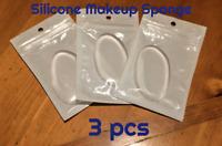 Silicone Makeup Sponge Puff Applicator Beauty Foundation Blender Gel Silisponge