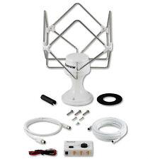 Maxview OMNIMAX PRO WHITE 360 Degree TV/FM/DAB Aerial * NEW PRO MODEL *