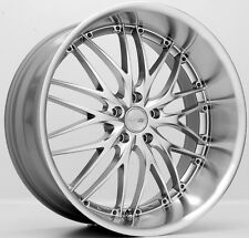 "22"" MRR GT1 Wheels For BMW 640i 645ci 650i M5 22-Inch Staggered Rims Set  (4)"