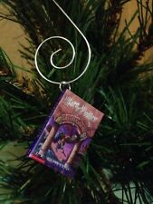 Harry Potter and the Sorcerer's Stone Mini Book Ornament