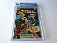 DAREDEVIL 128 CGC 9.6 WHITE PAGES DEATH STALKER KLAUS JANSON MARVEL COMICS
