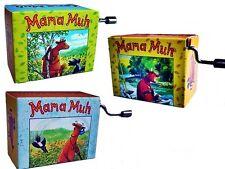 Mini Drehorgel Mama Muh und die Krähe Spieluhr Spieluhren Minidrehorgel