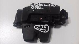 Opel Crossland X Heckklappenschloss  24031894A1   (Z25)