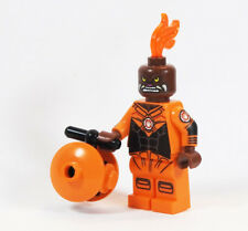 LEGO Custom Larfleeze DC minifigures super heroes green lantern batman