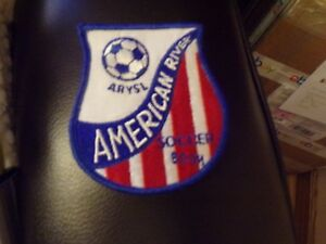 ARYSL American River Soccer 80-81 Patch