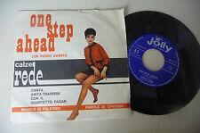 "ANITA TRAVERSI""ONE STEP AHED-disco 45 giri JOLLY 1963"" PUBBLICITARIO"