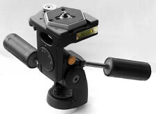 Kenro 029 Super Deluxe Pro 3-Way Pan Head with RC0 3039 Quick Release System 229