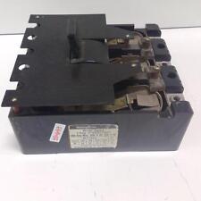 WESTINGHOUSE 600VAC 250VDC 200A 3-POLE DE-ION SWITCH 657D773G01
