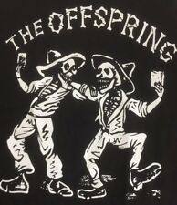 The Offspring T Shirt Small Black Shirt Sleeve New With Tags Dancing Skeletons