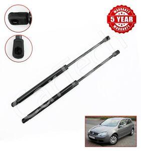 2X VW GOLF MK5 HATCHBACK REAR BOOT GAS TAILGATE SUPPORT STRUTS 535N 1K6827550D