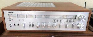 Yamaha CR-1020 Vintage Stereo Receiver Superb Cond In Box Time Capsule Find