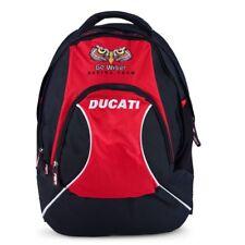 Offizielle PBM werden klüger Ducati Rucksack - 17pbm-bp