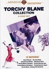 Torchy Blane Collection (DVD, 2010, 5-Disc Set) 8 Movies