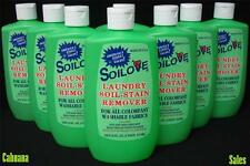 9 Bottles of Soilove Laundry Soil-Stain Remover 16 OZ FAST SHIPPING ORIGINAL USA