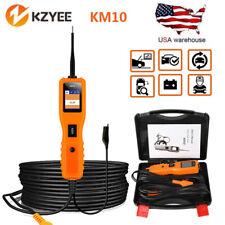 KZYEE KM10 Car 12V 24V Volt Electrical Circuit Tester System Power Scan AVOmeter
