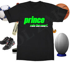 Prince Sports Logo Sporting goods T shirt rackets footwear apparel tennis balls