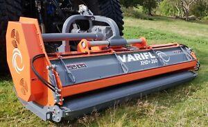 Alpha Variflo XHD+260 MAX Flail Mower