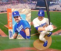 1997 MIKE PIAZZA - Starting Lineup - SLU - Figure & Card - LOS ANGELES DODGERS