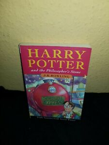 Harry Potter and the Philosopher's Stone von Rowl... | Buch | Zustand #Gut#