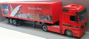 New Ray 1/43 Scale Model Truck 15113 - Mercedes Benz