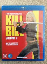 Kill Bill Vol.2 (Blu-ray, 2011); BRAND NEW, FACTORY SEALED