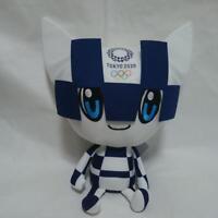 Tokyo Olympic 2020 Giga Jumbo Plush Toy Mascot Miraitowa F/S JAPAN