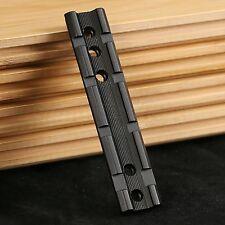 Picatinny 20mm Weaver Rail Scope Flashlight Laser Sight Mount Base Adapter