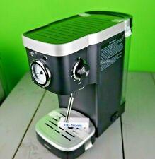 Ambiano GT-EM-02 Espresso Maschine 1100 W Siebträgermaschine Milchaufschäumer
