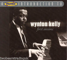 WYNTON KELLY - A Proper Introduction To... First Sessions (UK 19 Tk CD Album)