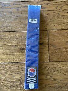 "ProForce® 1.75"" Double Wrap Solid Judo Karate Martial Arts Polyester/Cotton Belt"
