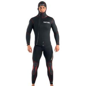 SEAC SUB Privilege Flex Wetsuit Sub Neoprene 5mm With Zipper Diving Suit