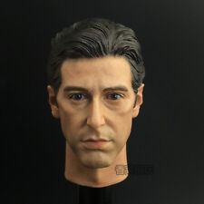 █ Custom Al Pacino Godfather 1/6 Head Sculpt for Hot Toys Body Iminime Headplay