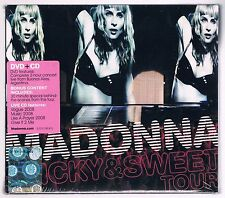 MADONNA POST-IT & DOUX TOUR CD + DVD NEUF SCELLÉ