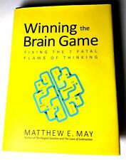 Winning the Brain Game: Fixing the 7 Fatal Flaws of Thinking  VeryGood