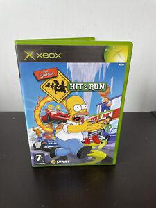 The Simpsons Hit & Run Original Xbox