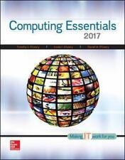 Computing Essentials 2017 26th edition by Timothy J O'Leary ( PDF , eBook )