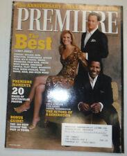 Premiere Magazine Tom Hanks & Dencel Washington October 2002 031015R