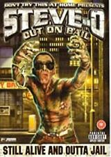 Steve-O - Out On Bail [2003] [DVD], , Used; Very Good DVD