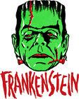 FRANKENSTEIN • Mani-Yack Iron-On Transfer • Classic Retro Monster Design!!!