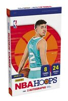 2020-2021 Panini NBA Hoops Basketball Hobby Pack (1 Pack) Look For Wiseman Ball