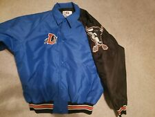 DURHAM BULLS TEAM ISSUED GAME JACKET XL AUTHENTIC TEAM GEAR RARE