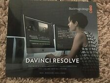 Davinci Resolve by Blackmagic Design Corrector & Online Editing System