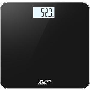 Active Era® Ultra Slim Digital Bathroom Scales  - High Precision Body Weight