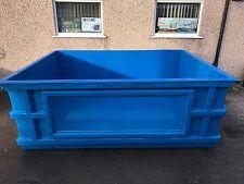 900 Gallon Fibreglass Koi vatholdingtank/pond/Quarantine Tank Viewing Window