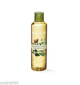 YVES ROCHER Shower Oil Almond Orange Blossom 200 ml girlfriend gift idea 37734